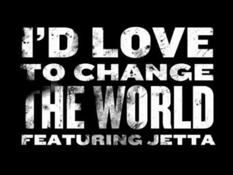 Скачать id love to change the world jetta.