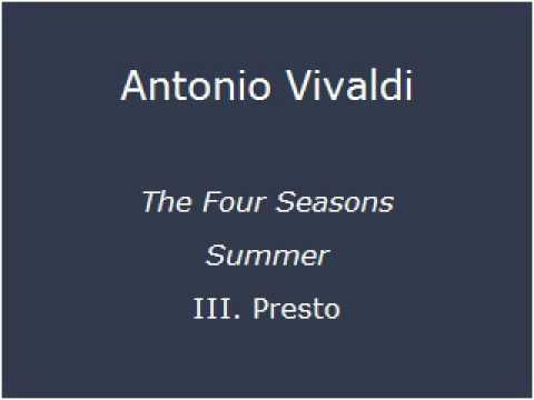 Summer - Presto Ringtone Download Free