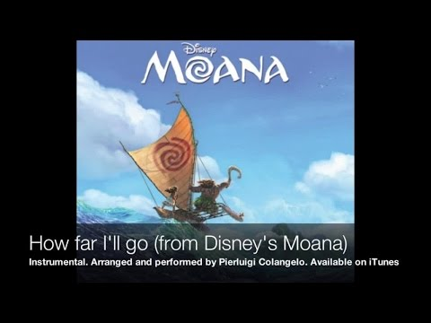 The Best Download How Far I'll Go Mp3 Images