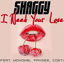 I Need Your Love (feat. Mohombi, Faydee & Costi) Ringtone Download Free