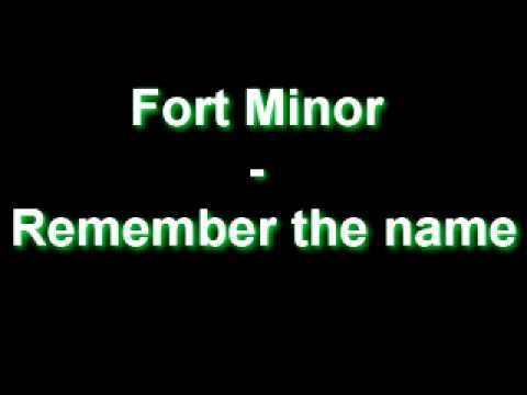 Fort minor remember the name(afterfab remix) by afterfab on.