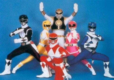 Go Go Power Rangers Ringtone Download Free
