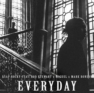 Everyday (feat. Rod Stewart, Miguel, Mark Ronson) Ringtone Download Free
