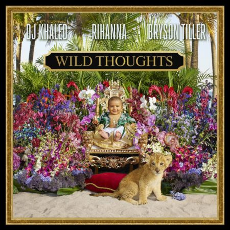 Wild Thoughts (feat. Rihanna & Bryson Tiller) Ringtone Download Free
