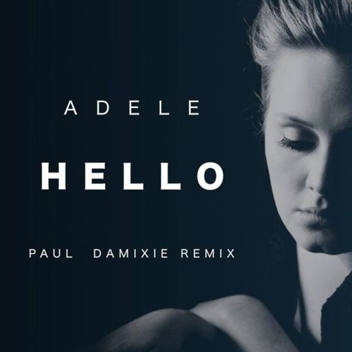 Hello (Paul Damixie Remix) Ringtone Download Free