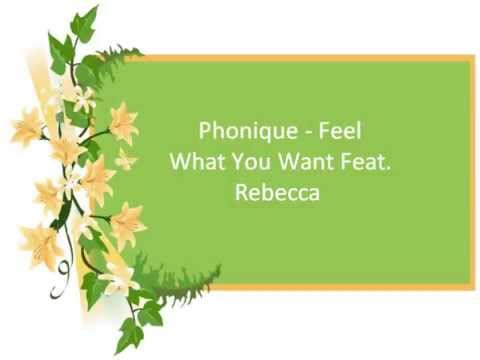 Feel What You Want Ringtone Download Free
