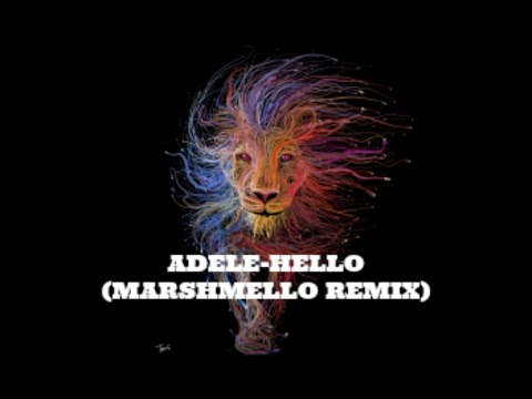 Hello (Marshmello Remix) Ringtone Download Free