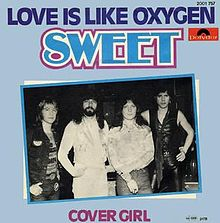 Love Is Like Oxygen Ringtone Download Free