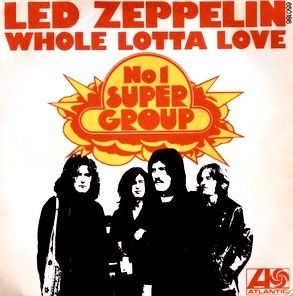 WHOLE LOTTA LOVE Ringtone Download Free