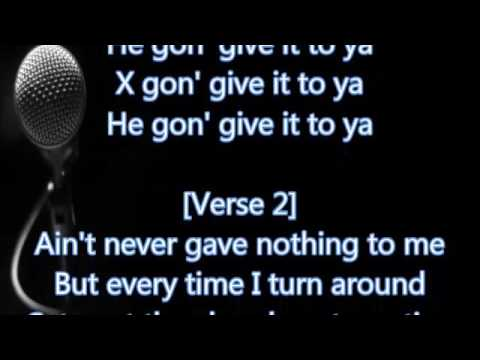 X Gon' Give It To Ya Ringtone Download Free