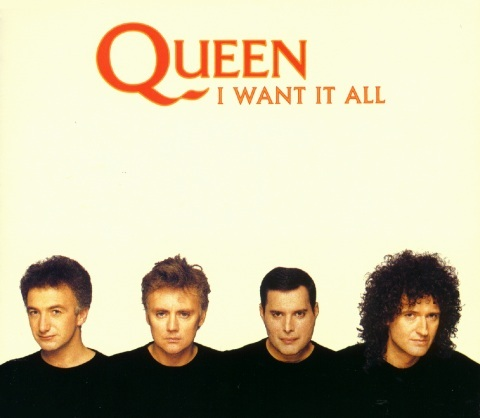 I Want It All (Queen) Ringtone Download Free