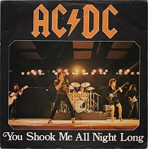 AC/DC - You Shook Me All Night Long Ringtone Download Free
