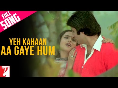 Ye Kahan AA Gaye Hum Ringtone Download Free
