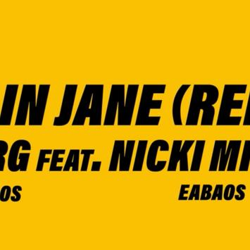 Plain Jane (Remix) Ringtone Download Free