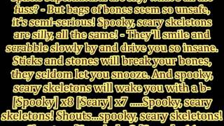 Spooky Scary Skeletons Ringtone Download Free