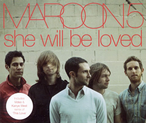She Will Be Loved Ringtone Download Free