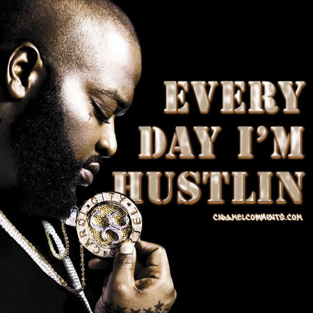 Everyday I'm Hustlin Ringtone Download Free
