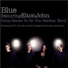 Sorry Seems To Be The Hardest Word (Feat. Elton John) Ringtone Download Free