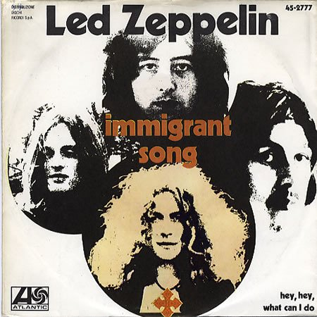 Immigrant Song Ringtone Download Free