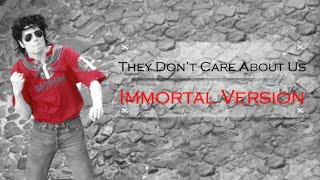 They Don't Care About Us (Immortal Version) Ringtone Download Free