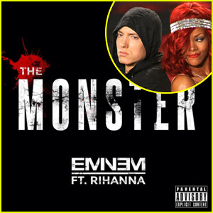 The Monster (feat. Rihanna) Ringtone Download Free
