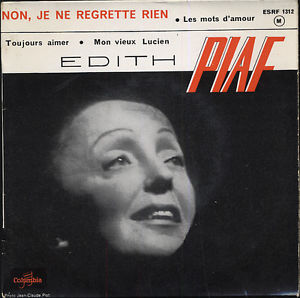 Edith Piaf / Non, Je Ne Regrette Rien Ringtone Download Free