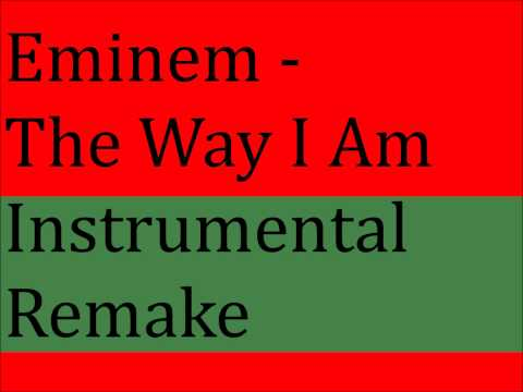 The Way I Am (Instrumental Version) Ringtone Download Free