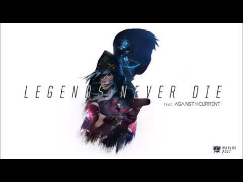 Legends Never Die Ringtone Download Free