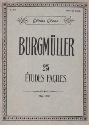 Burgmuller Op. 100 No. 1 Ringtone Download Free
