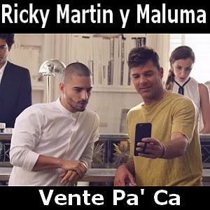 Vente Pa' Ca Ringtone Download Free