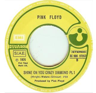 Shine On You Crazy Diamond (Parts 1-7) Ringtone Download Free