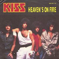 Heaven's On Fire Ringtone Download Free