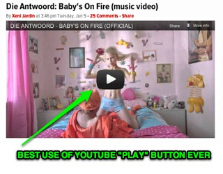 Babys On Fire Ringtone Download Free