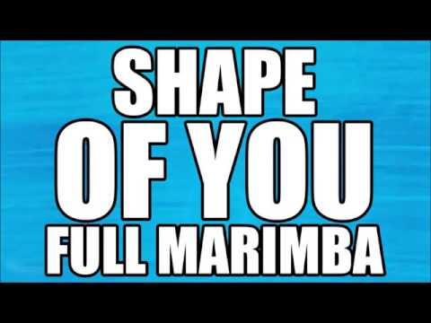 Shape Of You (Marimba Remix) Ringtone Download Free