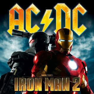 Shoot To Thrill (OST Iron Man 2) Ringtone Download Free