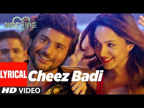 Cheez Badi (Machine) - Ringtone Download Free