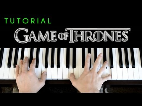 Game Of THrones Theme (Piano Cover) Ringtone Download Free