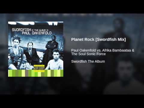 Planet Rock (Swordfish Mix) Ringtone Download Free