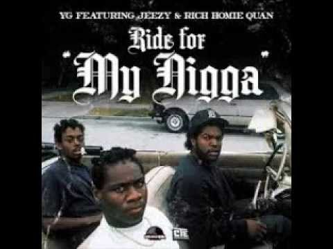 My Nigga Ft YG, Young Jeezy, Rich Homie Quan Ringtone Download Free
