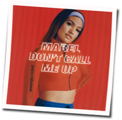 Dont Call Me Up (Acoustic) (Acoustic) Ringtone Download Free