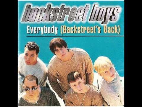 Everybody (Backstreet's Back) Ringtone Download Free