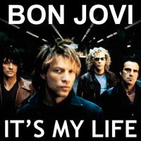 BON JOVI - It`s My Life Ringtone Download Free