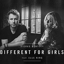 Different For Girls Ringtone Download Free