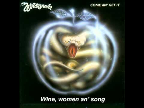 Wine, Women An' Song Ringtone Download Free
