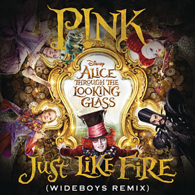 Just Like Fire (From The Original Motion Picture 'Alice Through The Looking Glass') Ringtone Download Free