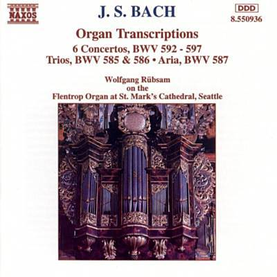 Concerto In A Minor, BWV 593 Ringtone Download Free