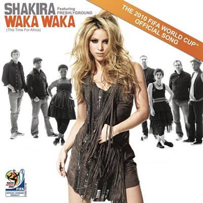 Waka Waka (This Time For Africa) Ringtone Download Free
