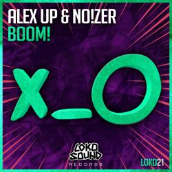 Alex Up, NO!ZER - BOOM! Ringtone Download Free