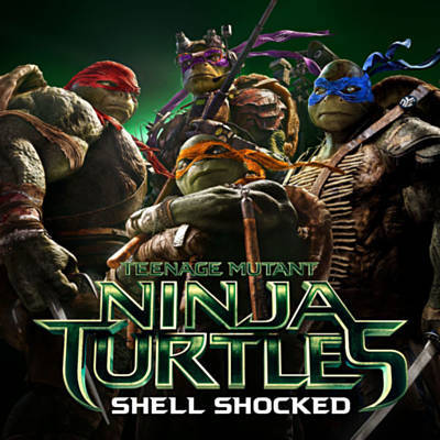 Shell Shocked (From 'Teenage Mutant Ninja Turtles') Ringtone Download Free