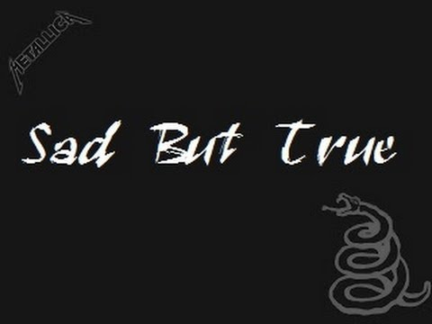 Sad But True Ringtone Download Free